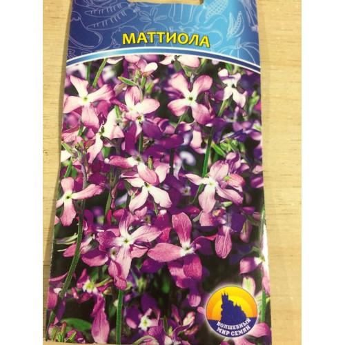 Матиола розовая ночная фиалка выращивание 12